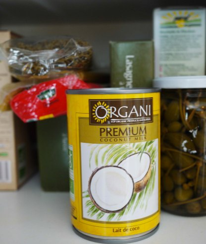 conserve de coco bio