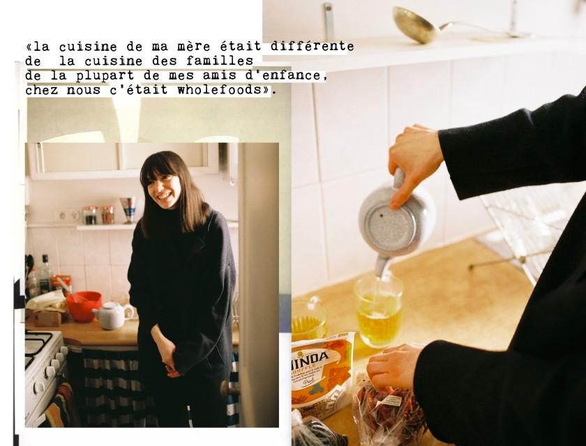 Micro-cuisine et éclats de rire